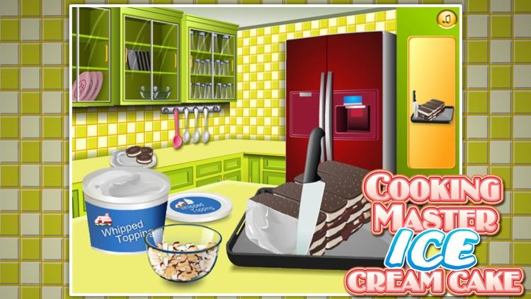 Cooking Master:Ice Cream Cake screenshot-3