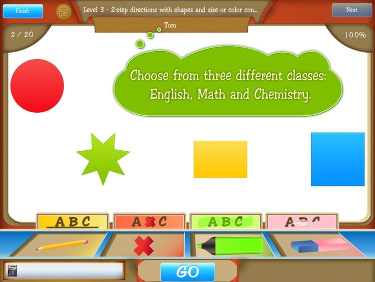 School of Multi-Step Directions screenshot-3
