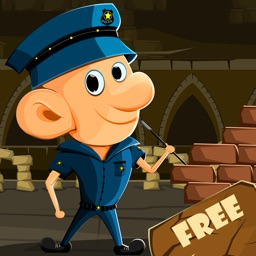 Plu's Little Police Adventure : Goblin Thief Chase in Ancient Castle - Free Edition
