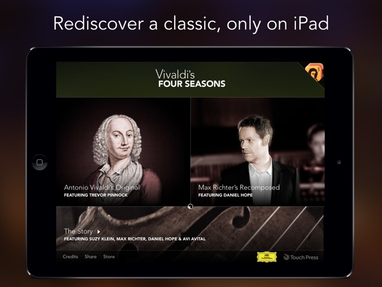 Vivaldi's Four Seasons screenshot-0