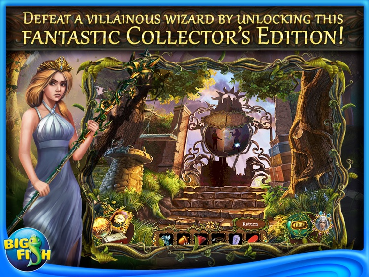 Revived Legends: Road of the Kings HD - A Hidden Objects Adventure screenshot-3