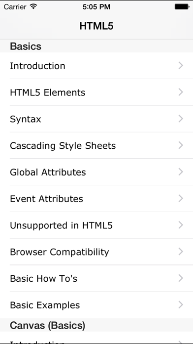 HTML5 Pro Quick Guideのおすすめ画像1