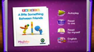 Foto do Pocoyo: A little something between friends