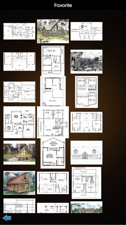 Log Style - House Plans screenshot-1