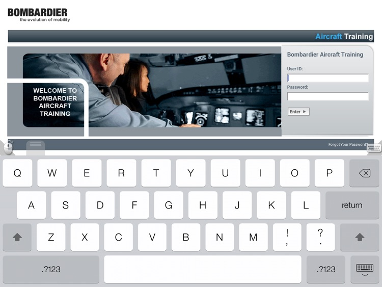 Bombardier Aircraft Training eLearning