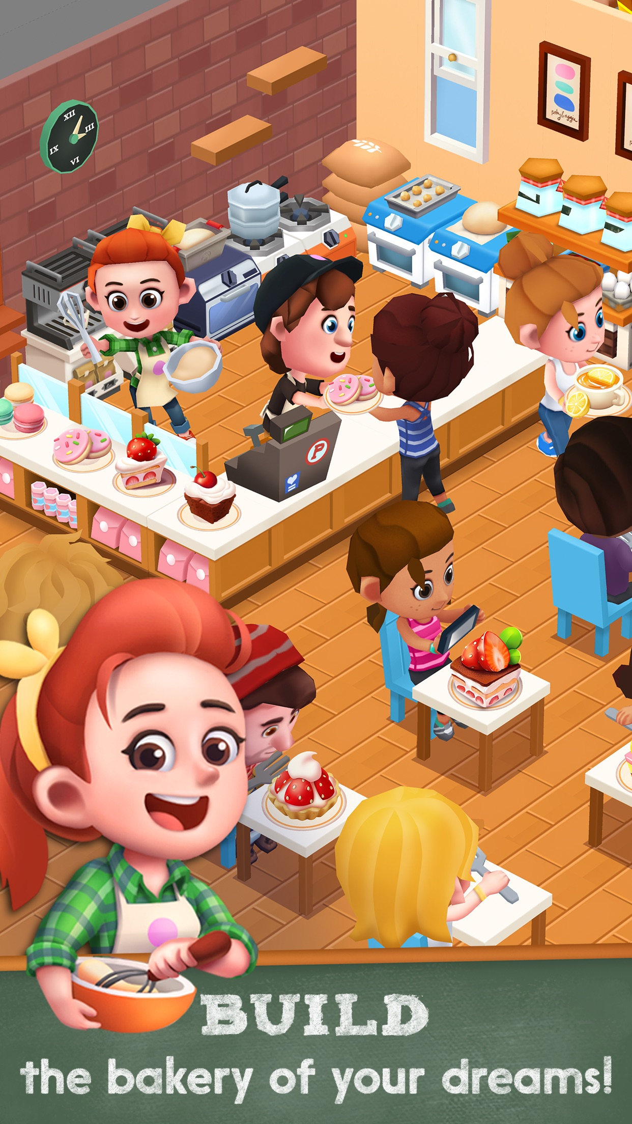 Bakery Story 2 Screenshot