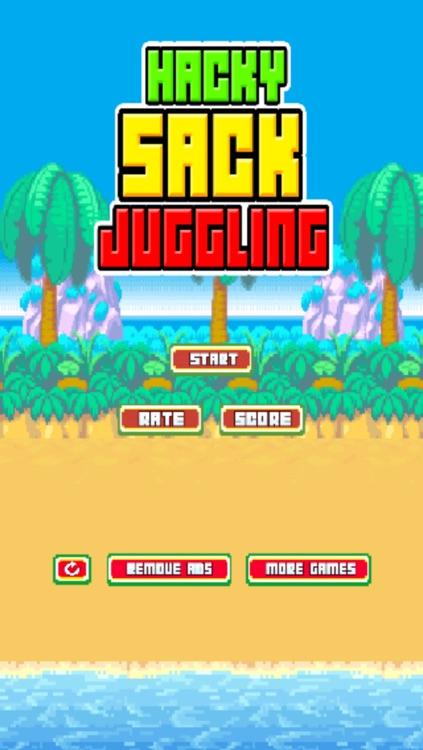 Ganja Hacky Sack Juggling