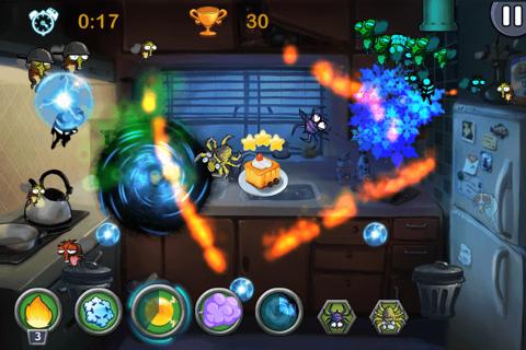 疯狂苍蝇 screenshot 1