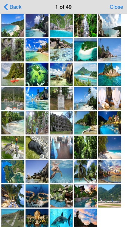 Seychelles Island Travel Guide screenshot-4