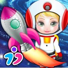 Activities of New Born Baby Space Adventure