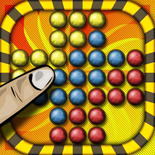 Solitaire Marble Mania HD Free - The Classic Brain Quest Puzzle Deluxe Pack for iPad & iPhone