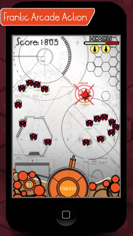 Ricochet: Retro Space Shooter screenshot-3