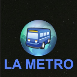 My LA Metro Real Time Next Bus and Rail - Public Transit Search and Trip Planner Pro