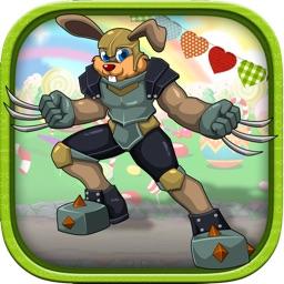 Easter Games 2014 - Bunny Egg Treasure Hunt