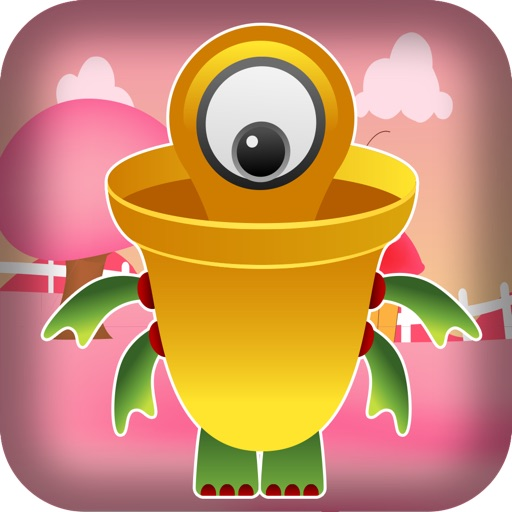 Candy Monster Sweets Puzzle By Line Swipe Bouncing Fantasy Games Pro