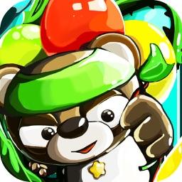 熊熊的气球 - 天天熊熊出动