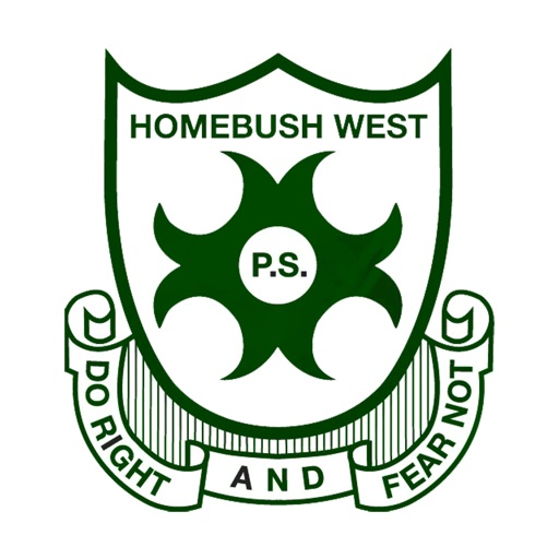 Homebush West Public School icon
