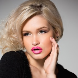 LOU Freeman - Fashion & Glamour Posing - Standing