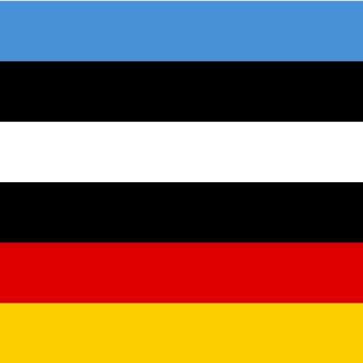 Estonian - German - Estonian dictionary