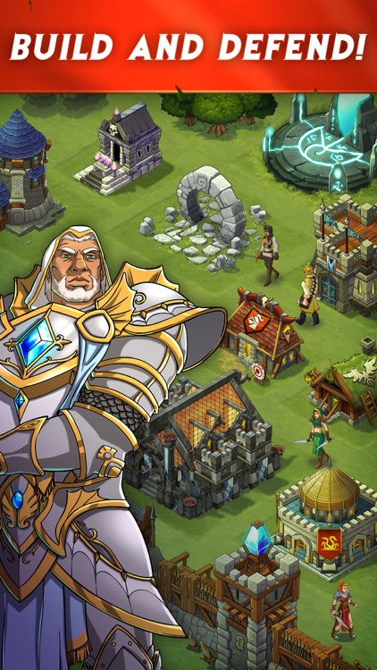 StormBorn: War of Legends screenshot-3