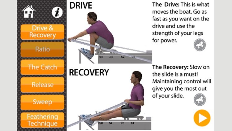 Rowing Basics