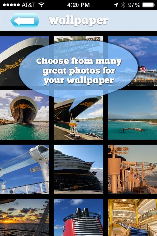 DCL Pics - Cruise Wallpapers for Disney screenshot 1