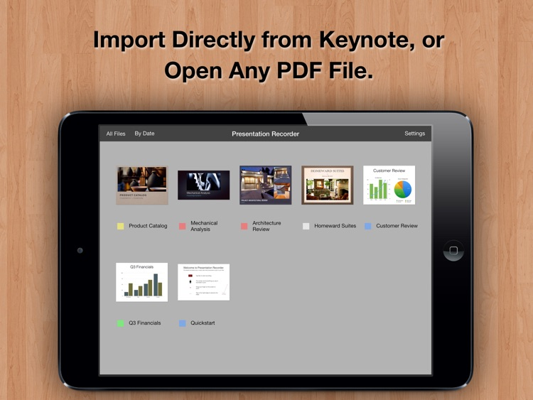 Presentation Recorder - Create Videos of Keynote and PowerPoint Slide Decks for Sales, Training, Remote Meetings, and More. screenshot-3