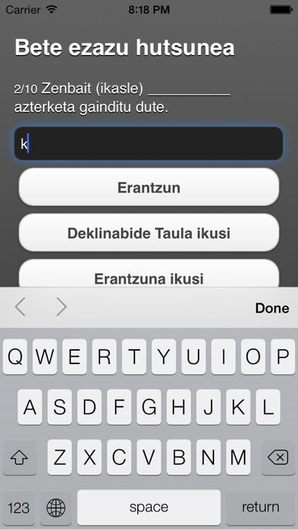 Deklinabidea screenshot-3