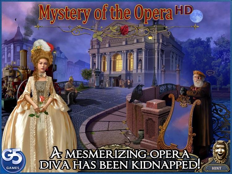 Mystery of the Opera  HD