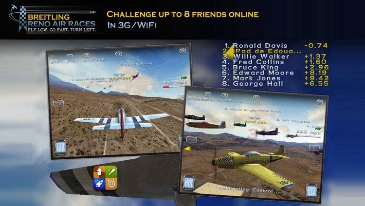 Breitling Reno Air Races The Game screenshot-1