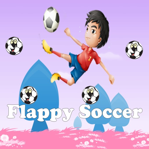 Flappy Soccer.Flappy Football