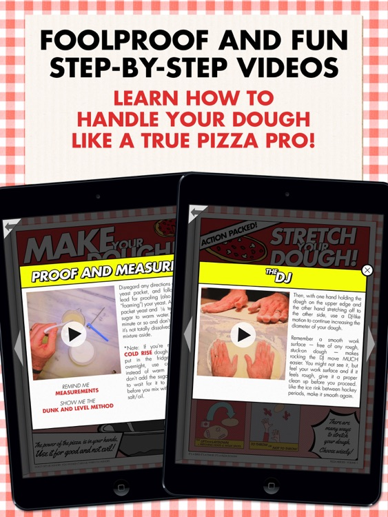 DIY Pizza Pie
