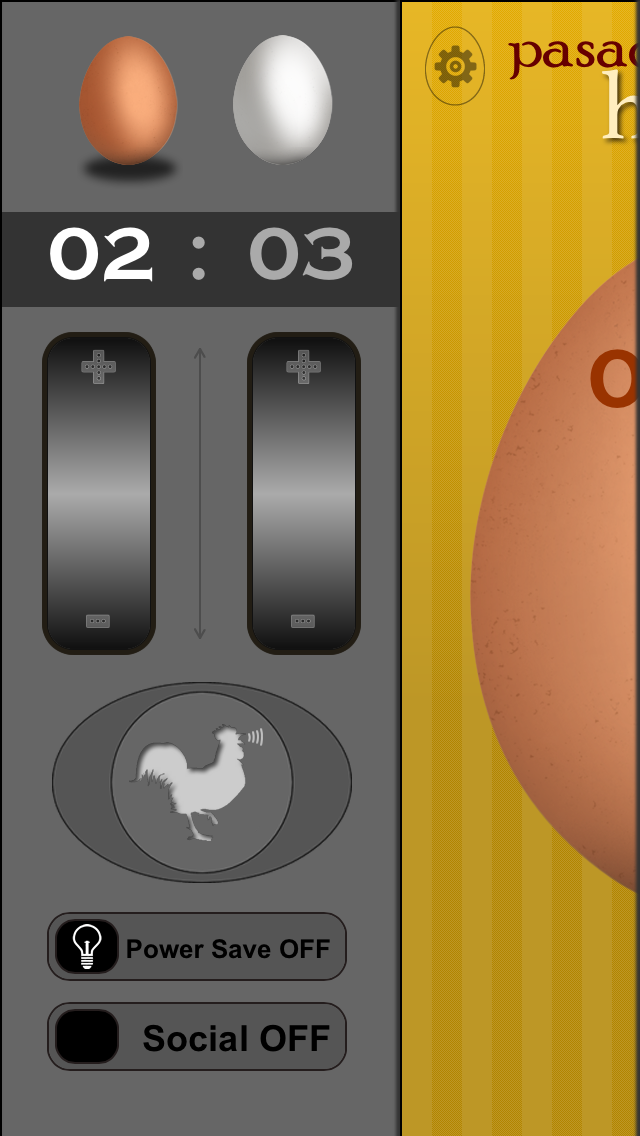 The Perfect Boiled Egg - The egg-timer you can not miss in your kitchen. screenshot two