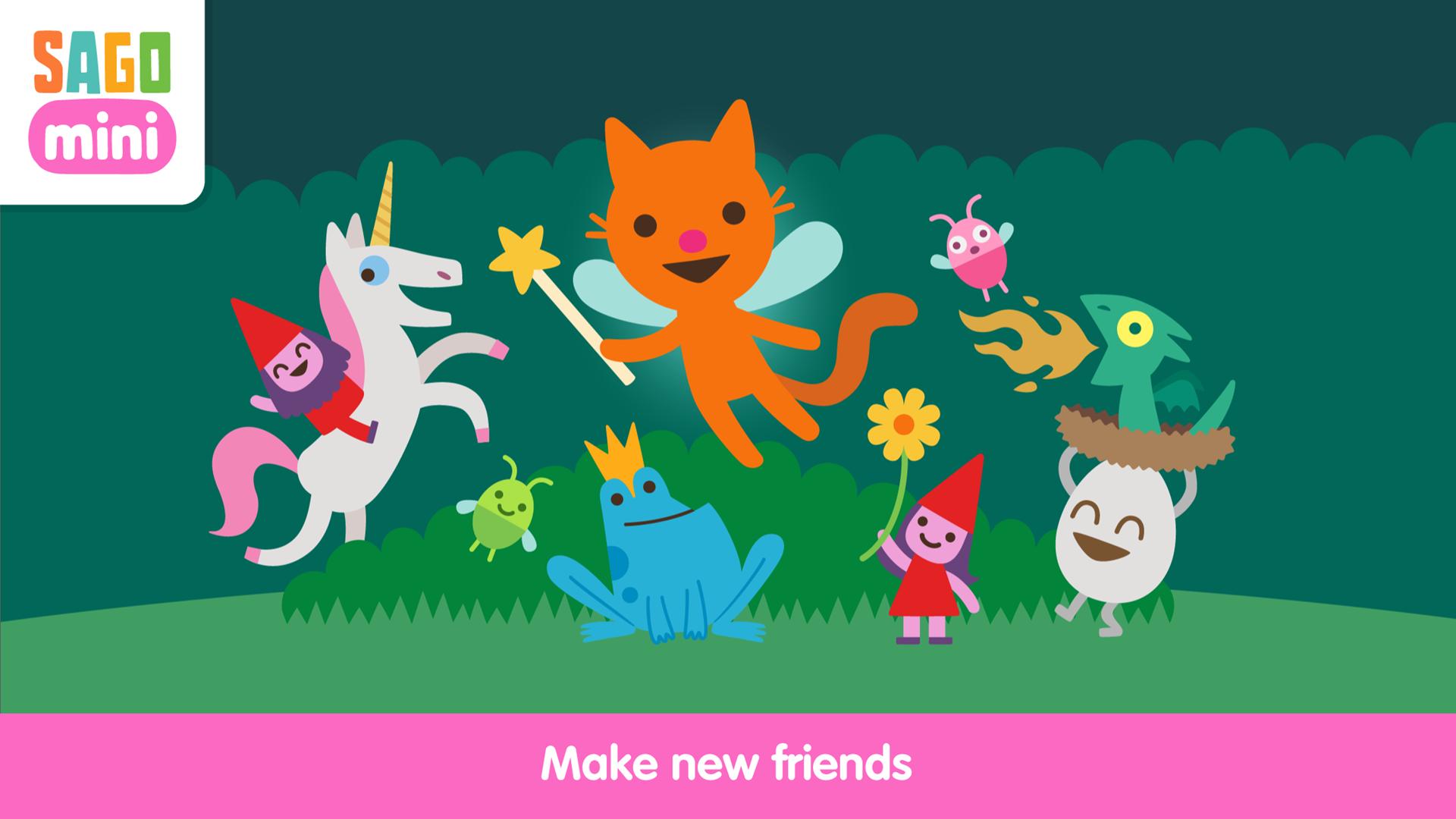 Sago Mini Fairy Tales TV screenshot 4