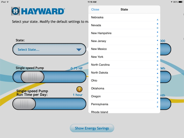 Hayward Energy Solutions screenshot-0