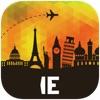 アイルランド オフラインマップ、ガイド。ホテル、天候、旅行 ダブリン,ベルファスト,コーク,キラーニー