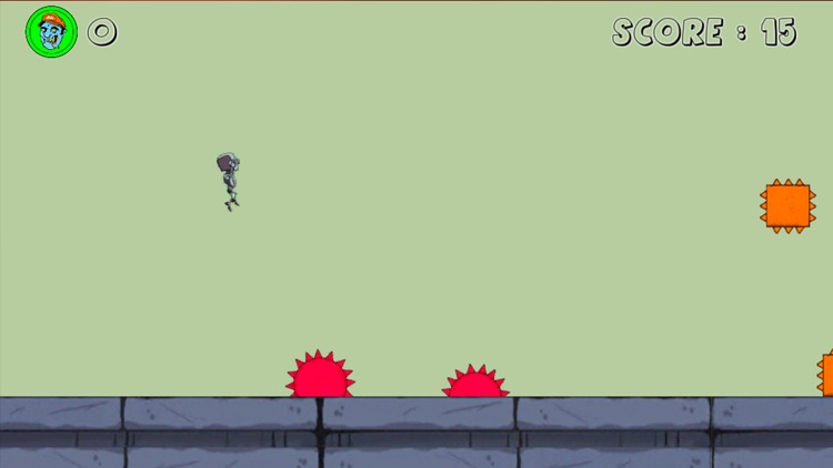 Robotic Runner screenshot-4