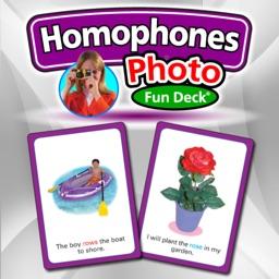 Homophones Photo Fun Deck