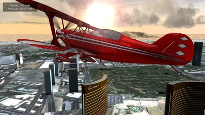 Flight Unlimited Las Vegas - Flight Simulatorのスクリーンショット