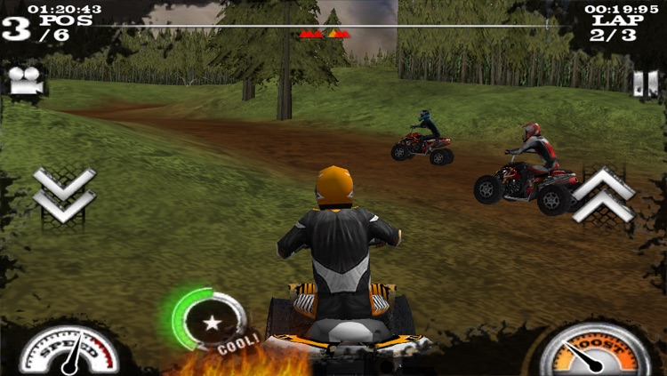 Dirt Moto Racing