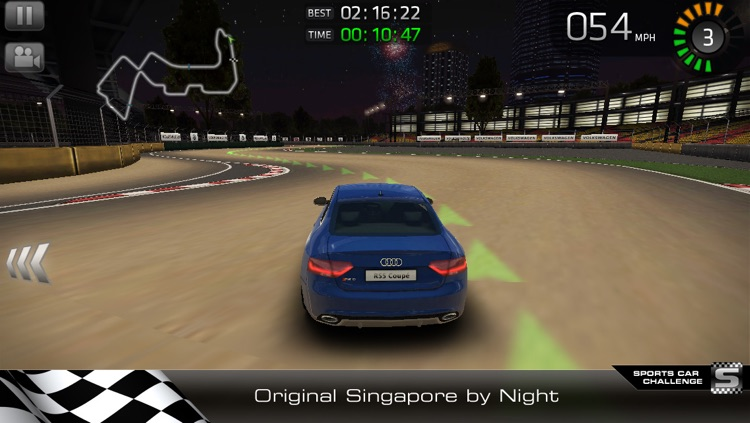 Sports Car Challenge screenshot-2