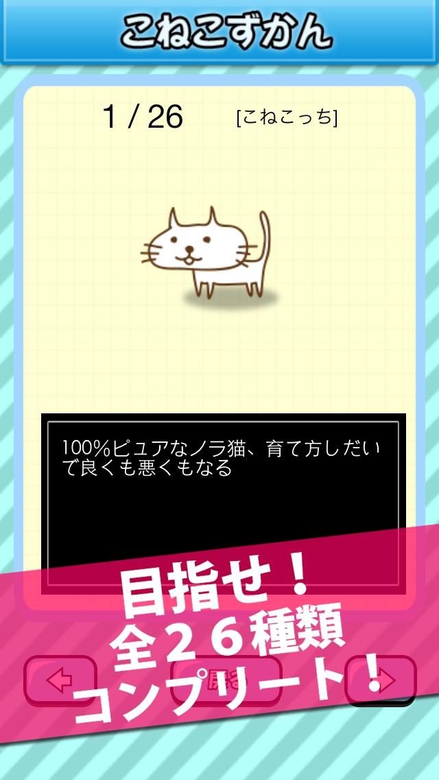 こねこっち ゆるゆるネコ育成!紹介画像5