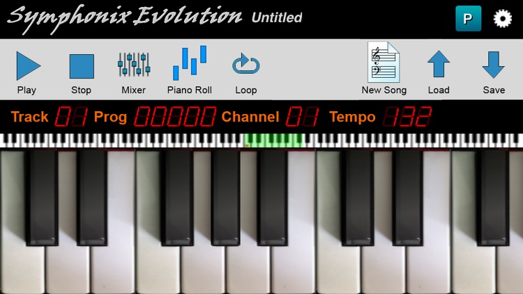 Symphonix Evolution Player