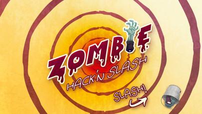 Zombie Hack'N Slash screenshot one