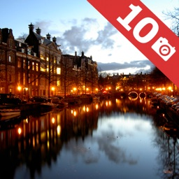 Amsterdam : Top 10 Tourist Attractions - Travel Guide of Best Things to See