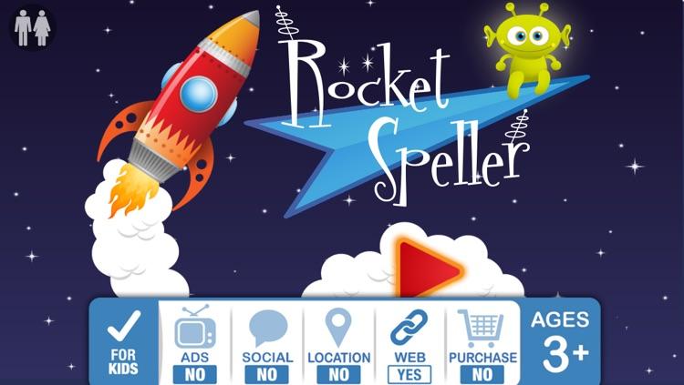 Rocket Speller screenshot-0