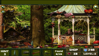 Hidden Objects in Garden screenshot three