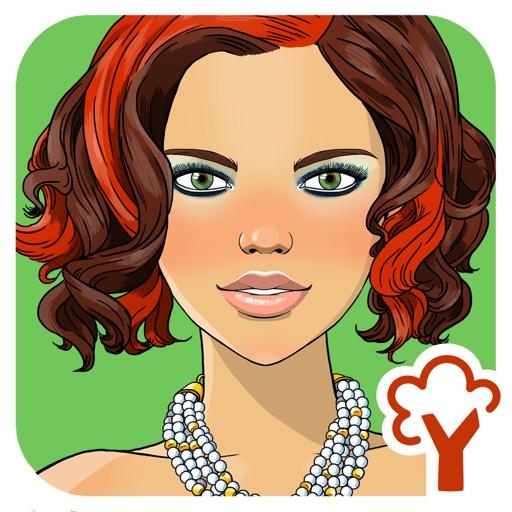 beauty salon makeover game makeup and hairdressing by artem dudnikov. Black Bedroom Furniture Sets. Home Design Ideas
