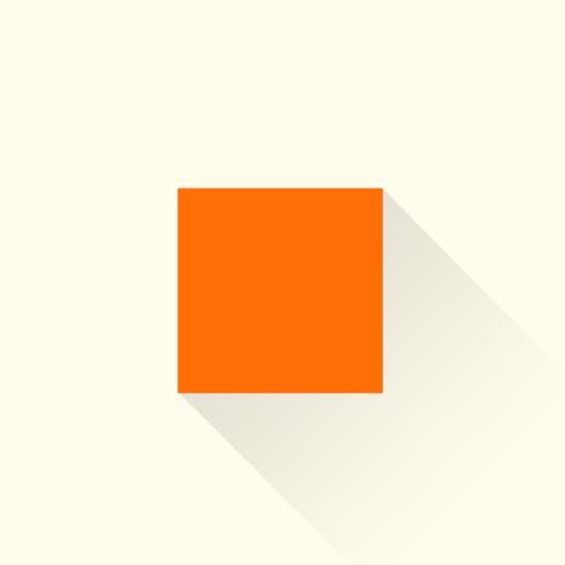 Running Cube icon