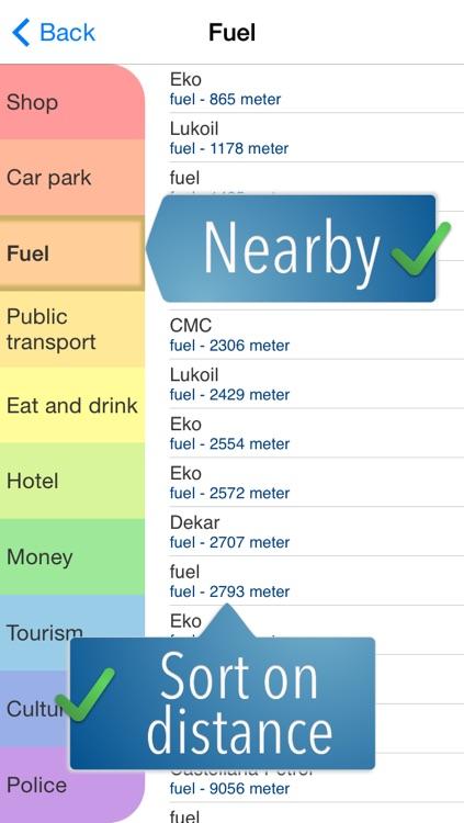 Montenegro Travelmapp screenshot-4